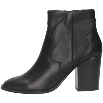 Schuhe Damen Low Boots Exé Shoes RIO-477 schwarz