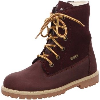 Schuhe Mädchen Boots Däumling Winterstiefel 280011M23 rot