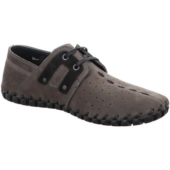 Schuhe Herren Sneaker Low Gemini Schnuerschuhe NUBUK SCHNUERSCHUH 032600-03/029 029 grau