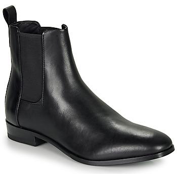 Schuhe Herren Boots HUGO CULT CHEB ITPL Schwarz