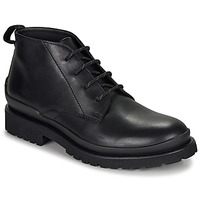 Schuhe Herren Boots HUGO SCOUT DESB IT Schwarz