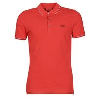 Kleidung Herren Polohemden HUGO DINOSO 202 Rot