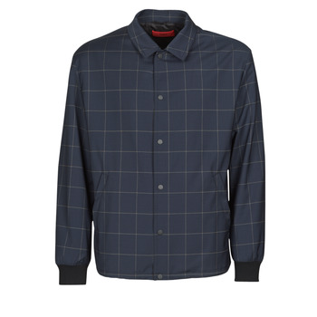 Kleidung Herren Jacken HUGO UROQ2022 Marine