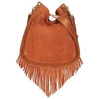 Taschen Damen Umhängetaschen Sabrina JOYCE Camel