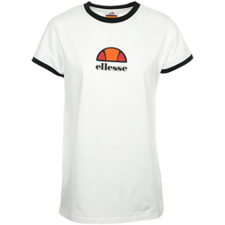 Kleidung Damen T-Shirts Ellesse Orlanda Tee Weiss