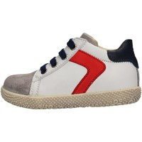 Schuhe Jungen Sneaker High Falcotto - Polacchino grigio/bco HYSO GRIGIO