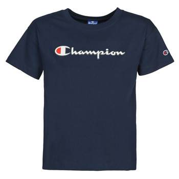 Kleidung Damen T-Shirts Champion KOOLATE Marine