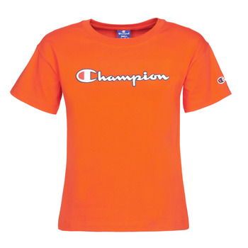 Kleidung Damen T-Shirts Champion KOOLATE Rot