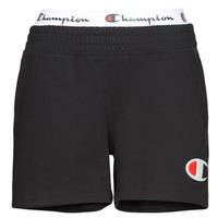 Kleidung Damen Shorts / Bermudas Champion KOUSANE Schwarz