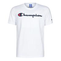 Kleidung Herren T-Shirts Champion 214194 Weiss