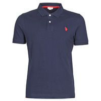 Kleidung Herren Polohemden U.S Polo Assn. INSTITUTIONAL POLO Marine