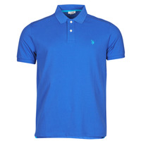 Kleidung Herren Polohemden U.S Polo Assn. INSTITUTIONAL POLO Blau