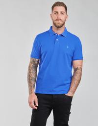 Kleidung Herren Polohemden U.S Polo Assn. INSTITUTIONAL POLO Blau
