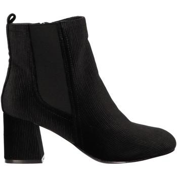 Schuhe Damen Low Boots Maria Mare 62555 Negro