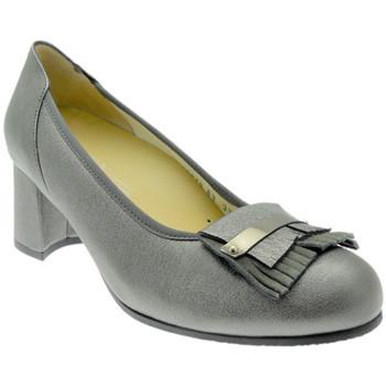 Schuhe Damen Pumps Calzaturificio Loren LO60878gr grigio