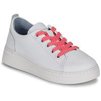 Schuhe Mädchen Sneaker Low Camper RUNNER G J Weiss
