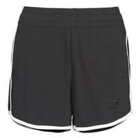 Kleidung Damen Shorts / Bermudas Converse TWISTED VARSITY SHORT Schwarz