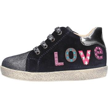 Schuhe Mädchen Sneaker Low Falcotto - Sneaker blu CRYSTAL BLU