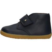Schuhe Jungen Boots Bobux - Polacchino blu 724818 BLU