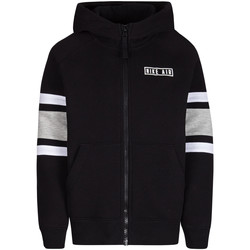 Kleidung Jungen Sweatshirts Nike - Felpa nero 86F290-023 NERO