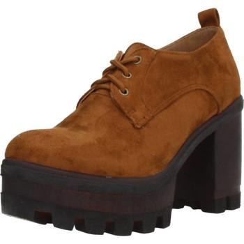 Schuhe Damen Derby-Schuhe & Richelieu Different 8135 Brown