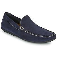 Schuhe Herren Slipper So Size MIJI Marine