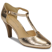 Schuhe Damen Pumps Moony Mood MAELYS Gold