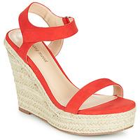 Schuhe Damen Sandalen / Sandaletten Moony Mood MARLEINE Rot