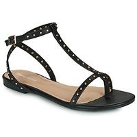 Schuhe Damen Sandalen / Sandaletten Moony Mood MARIELLE Schwarz