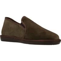 Schuhe Herren Hausschuhe Nordikas 132 Grün