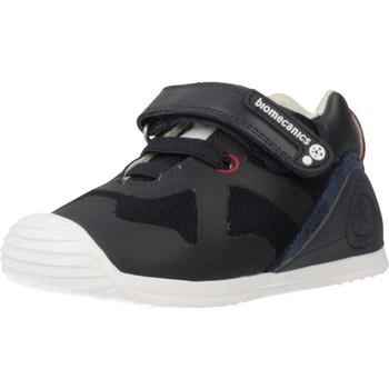 Schuhe Jungen Sneaker Low Biomecanics 191168 Blau