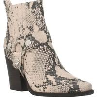 Schuhe Damen Low Boots Steve Madden UNO Mehrfarbig