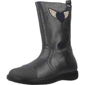 Schuhe Mädchen Boots Garvalin 191623 Blau