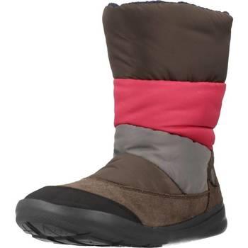 Schuhe Mädchen Schneestiefel Camper TWS KIDS Brown