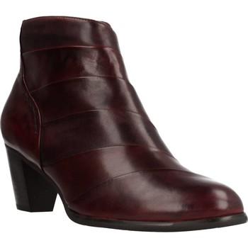 Schuhe Damen Low Boots Regarde Le Ciel SONIA38008 Rot