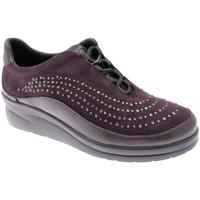 Schuhe Damen Sneaker Low Riposella RIP75292bo nero