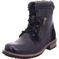 Schuhe Herren Schneestiefel Pep Step - 7989203 schwarz