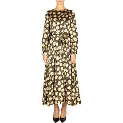 Kleidung Damen Maxikleider Anonyme ABITO gold