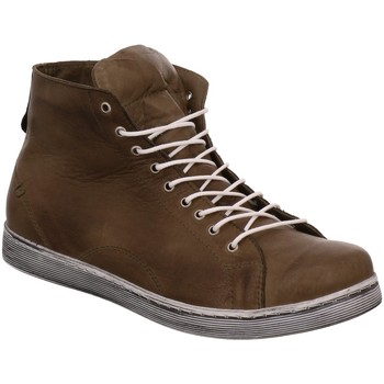 Schuhe Damen Boots Andrea Conti Stiefeletten 0341500 103 braun