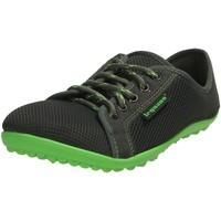 Schuhe Damen Multisportschuhe Leguano Schnuerschuhe 10009056 AKTIV anthrazit, grüne Sohle grau
