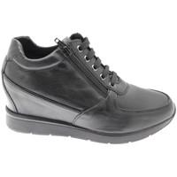 Schuhe Damen Boots Riposella RIP73733ne nero