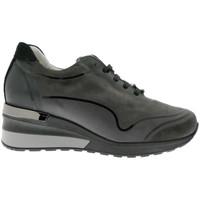 Schuhe Damen Sneaker Low Calzaturificio Loren LOA1069ma marrone