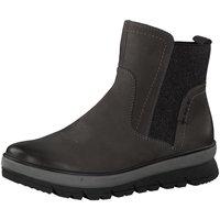 Schuhe Damen Low Boots Jana Stiefeletten Comfort-Stiefelette graphite 8-8-26429-23/206 grau