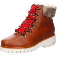 Schuhe Damen Boots Ara Stiefeletten JACKSON 12-16448-65 braun