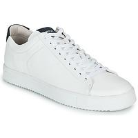 Schuhe Herren Sneaker Low Blackstone RM50 Weiss