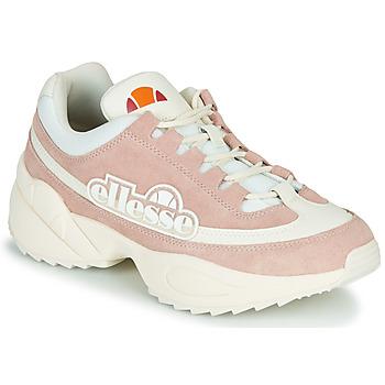 Schuhe Damen Sneaker Low Ellesse SPARTA SUED AF Rose