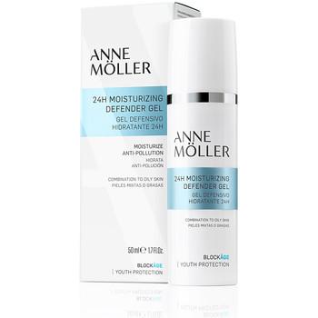 Beauty Damen Anti-Aging & Anti-Falten Produkte Anne Möller Blockâge 24h Moisturizing Defense Gel  50 ml