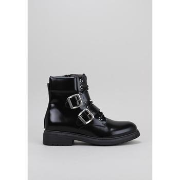 Schuhe Damen Low Boots Bryan 1813 Schwarz