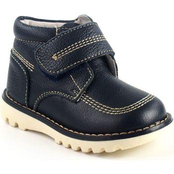 Schuhe Jungen Boots Bubble Bobble BOBBLE b769 blau Blau