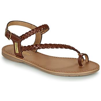Schuhe Damen Sandalen / Sandaletten Les Tropéziennes par M Belarbi HIDEA Braun